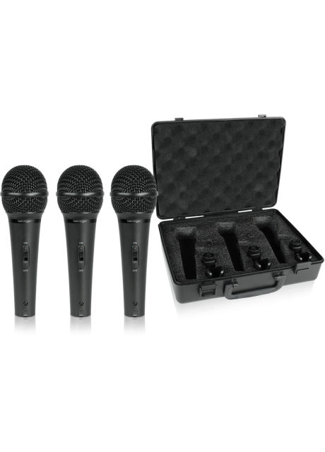 Behringer Ultravoice XM1800S Dynamic Cardioid Vocal and Instrume