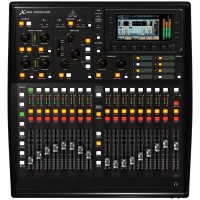 BEHRINGER X32 Producer TP 40 Input 25 Bus Rack Mountable Digital Mixer