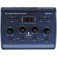 Behringer BCN44 B-Control Nano Ultra-Compact and Universal MIDI Controller