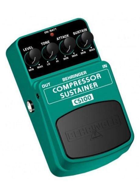 Behringer CS100 Compressor Sustainer