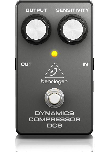 Behringer DC9 Dynamics Compressor Pedal