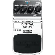 Behringer DD400 Guitar Delay Effect Pedal