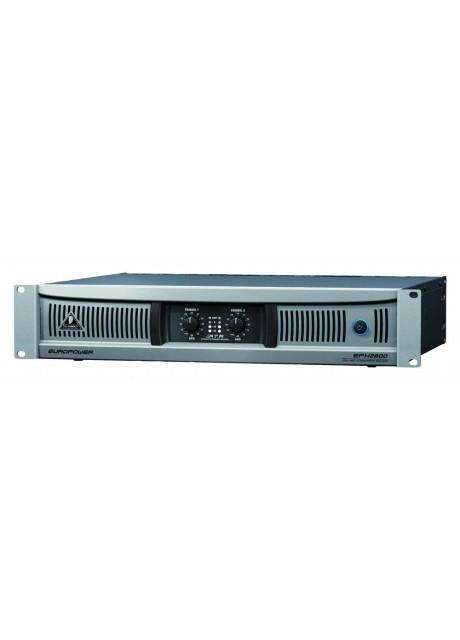 Behringer EPX2800 Europower 2800W Lightweight Stereo Power Amplifier