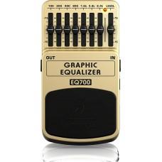 Behringer EQ700 Ultimate 7-Band Graphic Equalizer