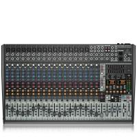 Behringer Eurodesk SX2442FX Ultra-Low Noise Design 24-Input 4-Bus
