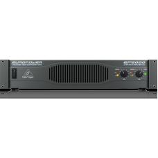 Behringer Europower EP2000 Professional 2,000-Watt Stereo Power Amplifier