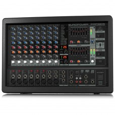Behringer EUROPOWER PMP980S 900-Watt 10-Channel Powered Mixer