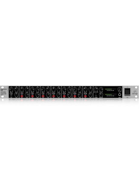 Behringer Eurorack Pro RX1202FX Premium 12-Input Mic/Line Rack Mount