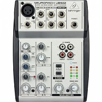 BEHRINGER EURORACK UB502