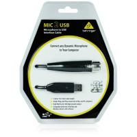 Behringer MIC 2 USB Interface Black