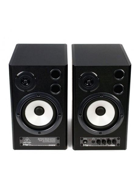 Behringer MS40 24-Bit/192 kHz Digital 40-Watt Stereo Near Field Monitors