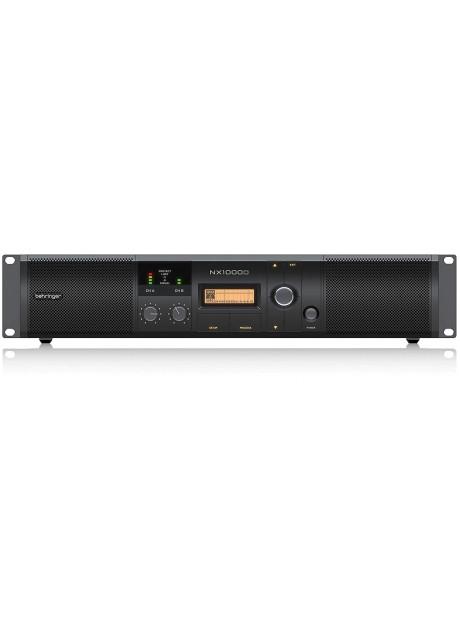 Behringer NX3000D Stereo Power Amplifier