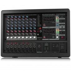 BEHRINGER PMP580S 500-Watt 10-Channel Powered Mixer with Klark Teknik