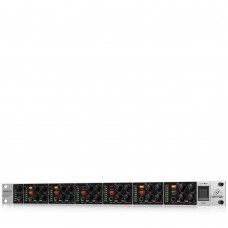 BEHRINGER HA6000 6-Channel High-Power Headphones Mixing and Distribution Amplifier