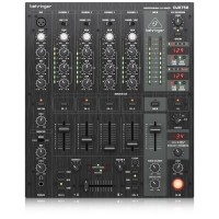 Behringer Pro Mixer DJX750 Professional 5-Channel DJ Mixer