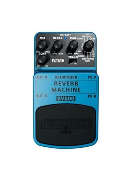 BEHRINGER REVERB MACHINE RV600