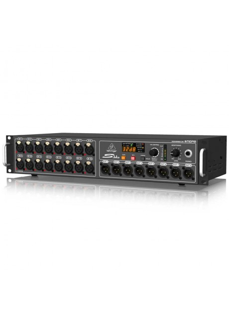 Behringer Eurorack Pro RX1602 Professional Multi-Purpose 16-Input