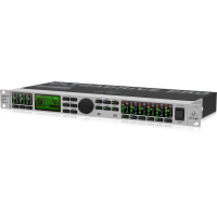 Behringer Ultradrive Pro DCX2496 Professional Ultra-High Precision Digital 24-Bit/96 kHz Loudspeaker