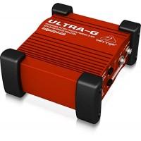 Behringer Ultra-G GI100 Professional Battery/Phantom Powered DI-Box
