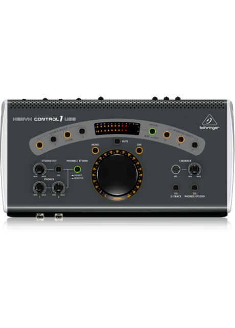 Behringer XENYX CONTROL 1 USB High End Studio Control and Communication