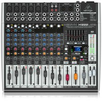 Behringer Xenyx X1222USB Premium 16-Input 2/2-Bus Mixer with USB