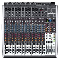 Behringer Xenyx X2442USB Premium 24-Input 4/2-Bus Mixer with USB