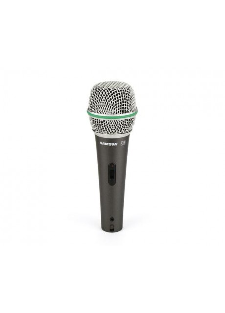 Samson Q4 microphone for live vocals, presentations and instrument miking