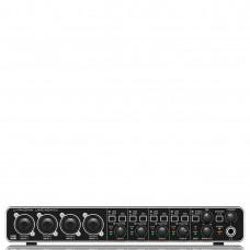 Behringer UMC404HD Audiophile 4x4, 24-Bit/192 kHz USB Audio/MIDI Interface with Midas Mic Preamplifiers